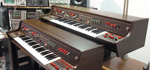 Solina String Synthesizer